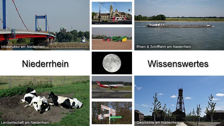 Niederrhein Wissenswertes