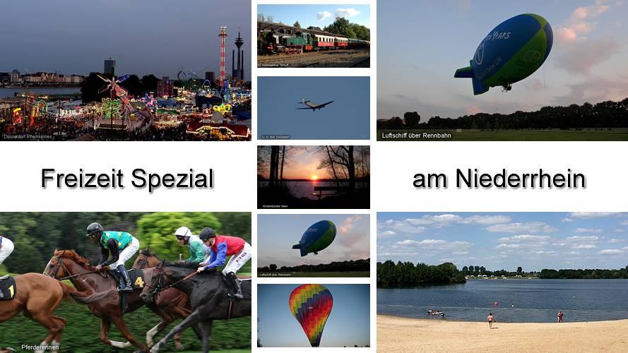 Niederrhein Freizeit Spezial