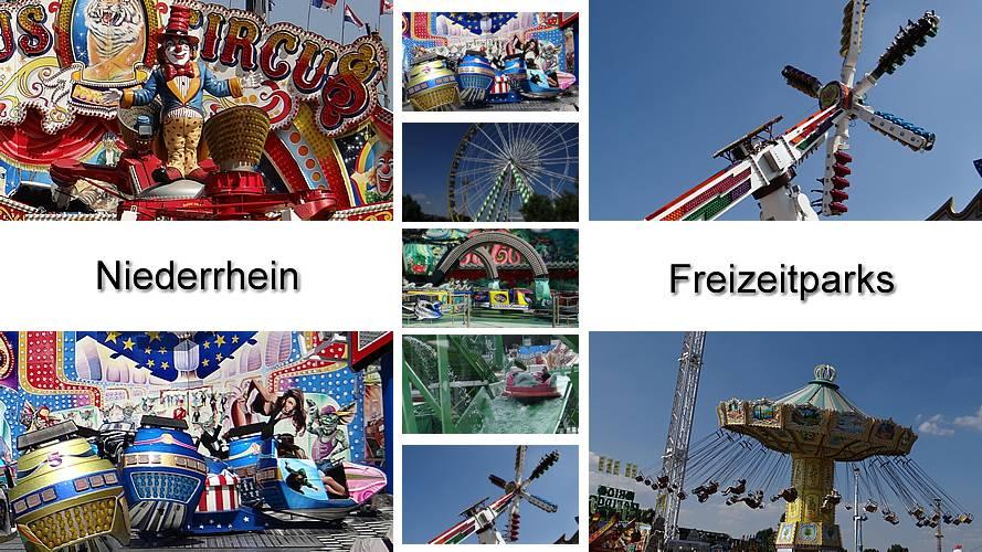 Niederrhein Freizeitparks
