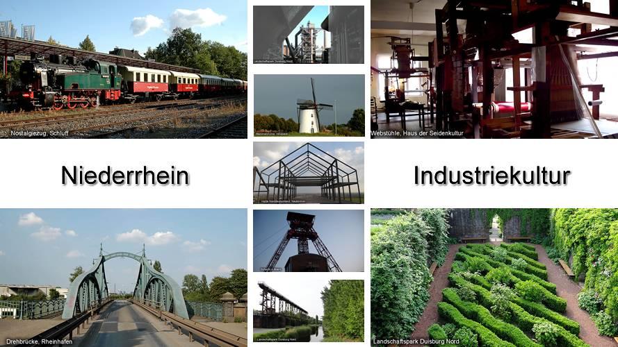 Niederrhein Industriekultur