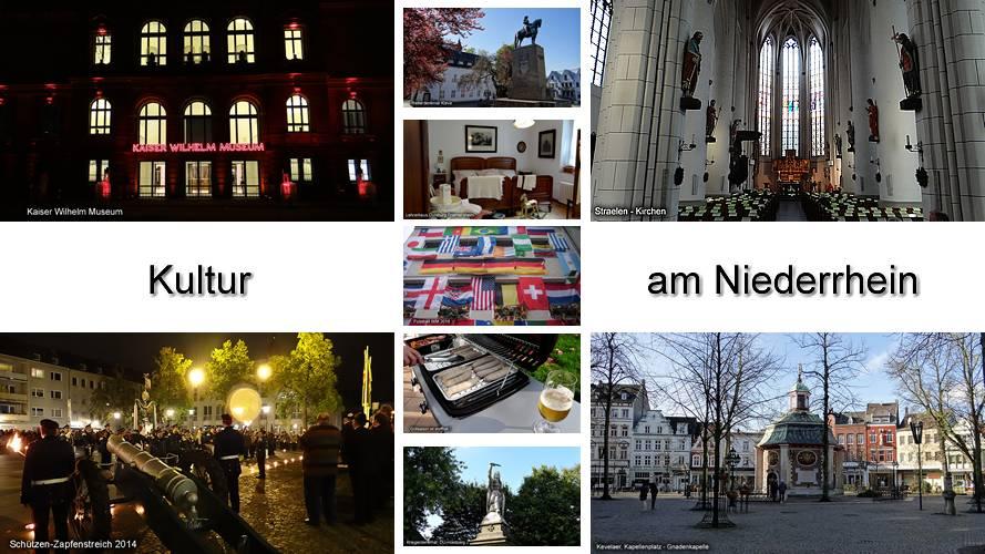 Niederrhein Kultur
