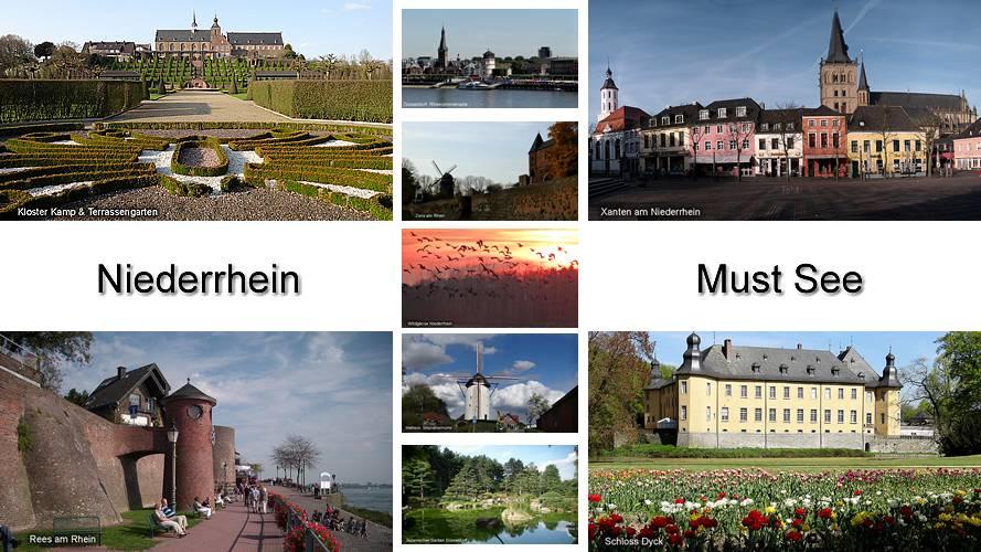 Niederrhein Must See