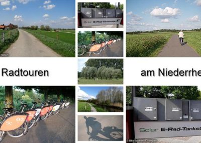 Niederrhein Radtouren