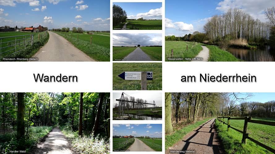 Niederrhein Wandern