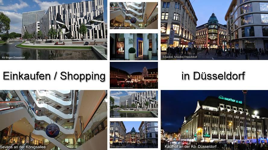 Shopping Düsseldorf