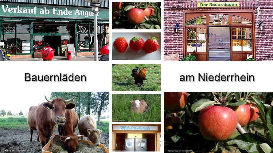 Bauernladen Niederrhein