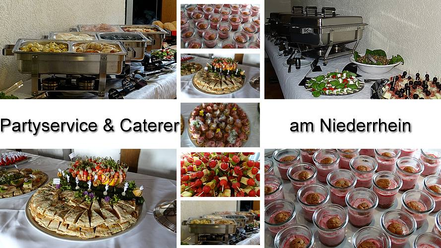 Partyservice Caterer