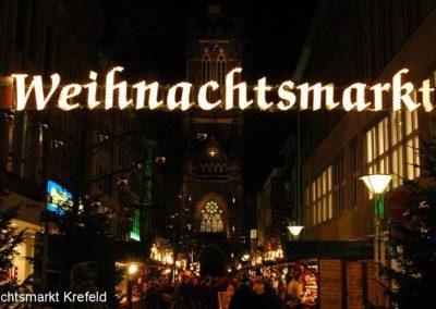 Weihnachtsmarkt Krefeld