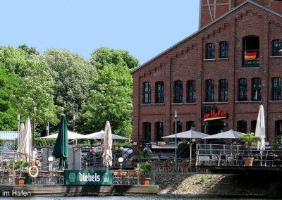 Brauhaus Duisburg Innenhafen