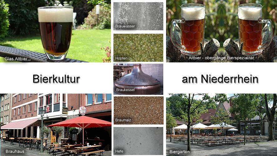 Bierkultur am Niederrhein
