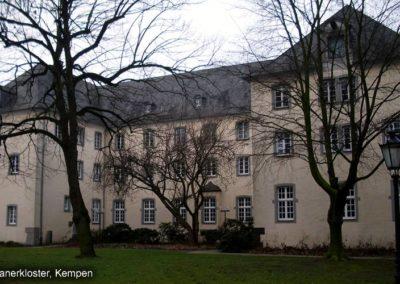 Franziskaner Kloster Kempen
