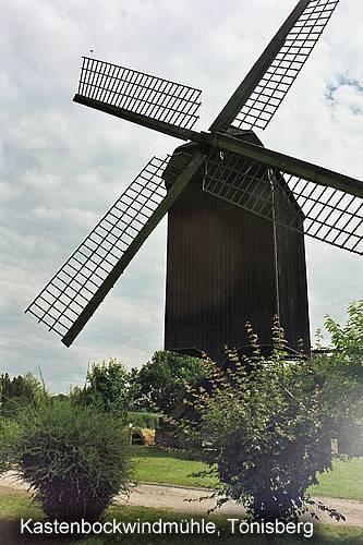 Kastenbock Windmühle