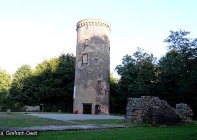 Burg Uda Grefrath Oedt