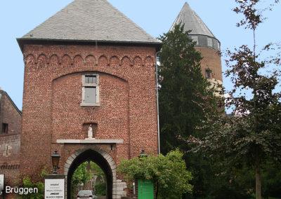 Brüggen Tor Burg