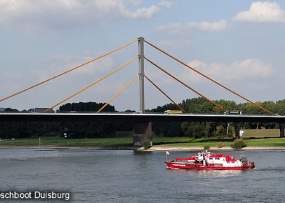 Feuerlöschboot Rhein