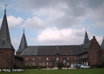 Geldern Schloss Haag