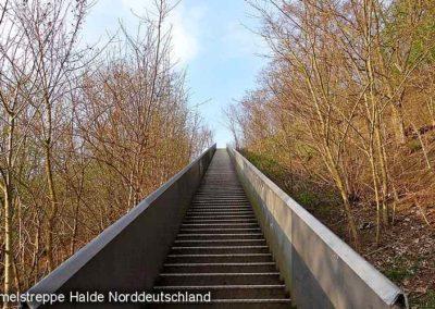 Halde Norddeutschland Himmelstreppe