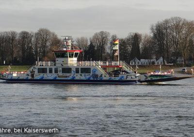 Kaiserswerth Rheinfähre