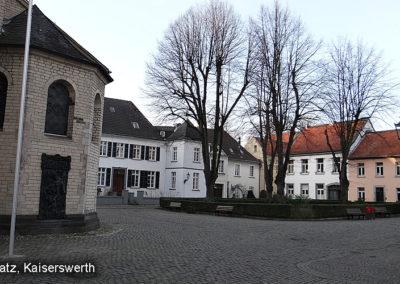 Kaiserswerth Stiftsplatz