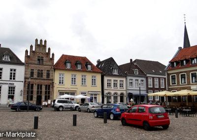 Kalkar Marktplatz