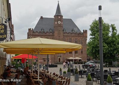 Kalkar Rathaus Markt