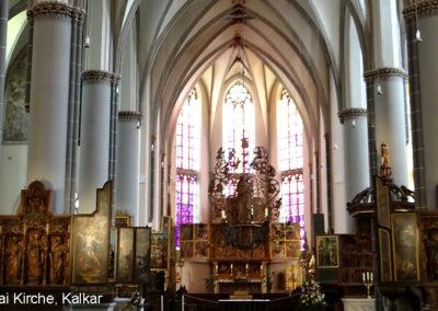 Kalkar St Nicolai Kirche