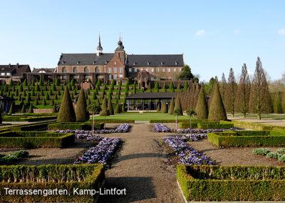 Kamp-Lintfort Kloster Kamp