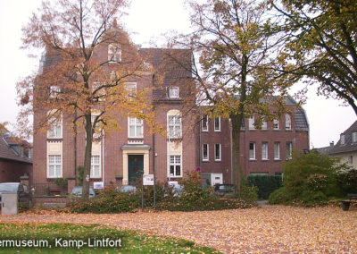 Kamp-Lintfort Klostermuseum