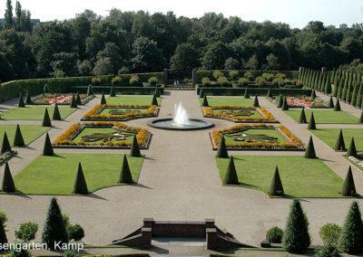 Kamp-Lintfort Terrassengarten