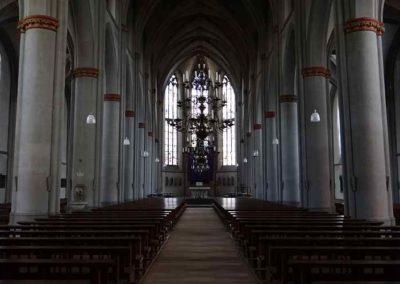 Kleve Kirche Mariae Himmelfahrt