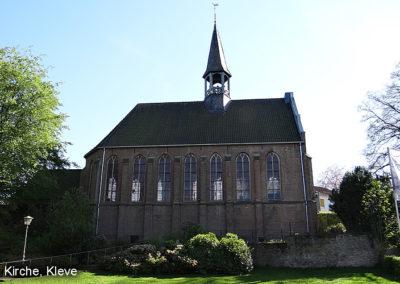 Kleve Kleine Kirche