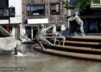 Kleve Schwanenbrunnen