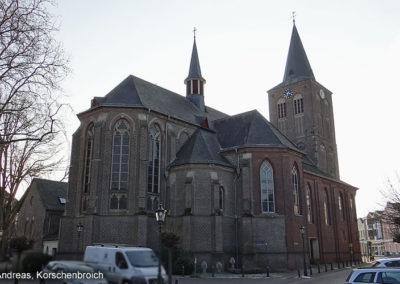 Korschenbroich St Andreas Kirche
