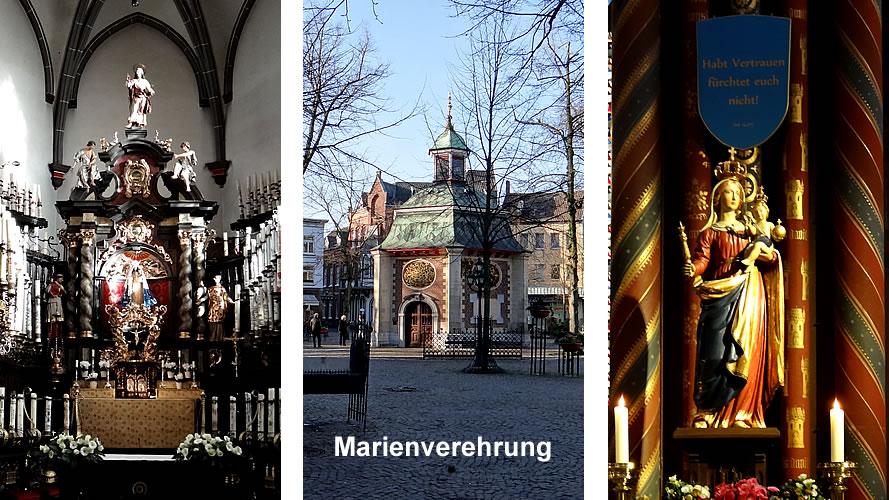 Marienverehrung am Niederrhein