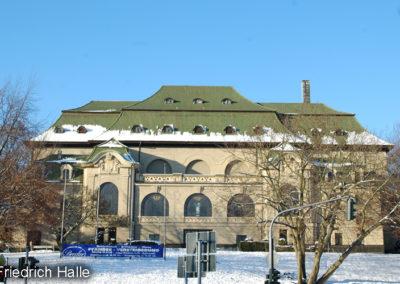 Mönchengladbach Kaiser Friedrich Halle