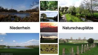 Naturschauplätze am Niederrhein