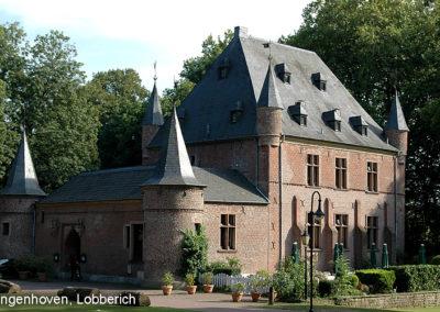 Nettetal Burg Ingenhoven
