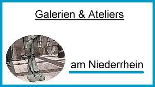 Galerien Niederrhein