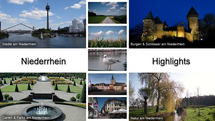 Niederrhein Highlights