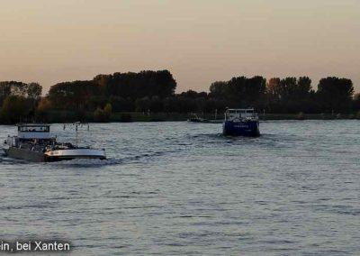 Rhein bei Xanten