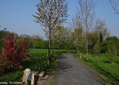 Sonsbeck Findlingsweg