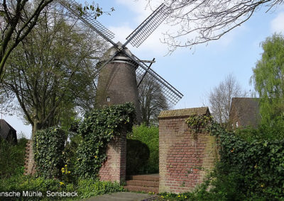 Sonsbeck Gommansche Mühle