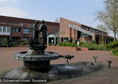 Sonsbeck Rathaus