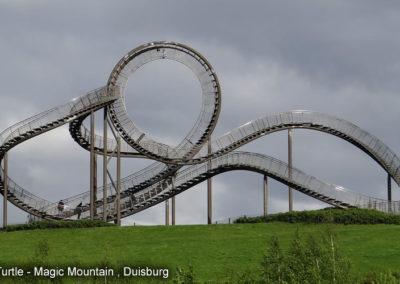 Tiger Turtel- Magic Mountain Duisburg