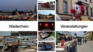 Veranstaltungen Niederrhein