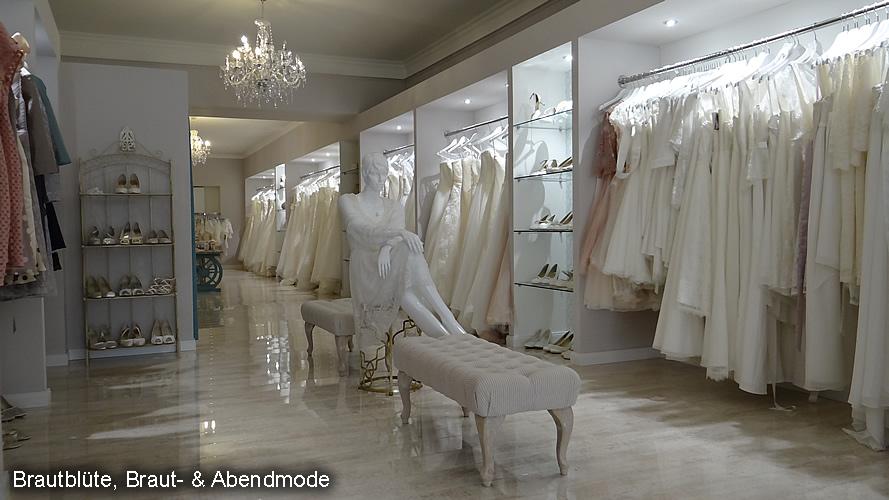 Brautmode Brautblüte