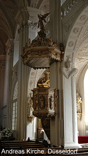 Andreas Kirche Düsseldorf