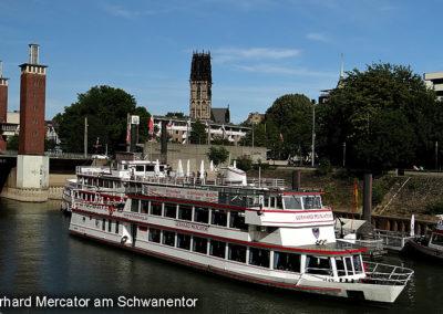 Hafenrundfahrt Duisburg
