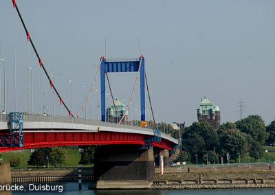 Duisburg Rheinbrücke