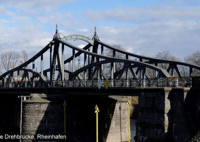 Historische Drehbrücke